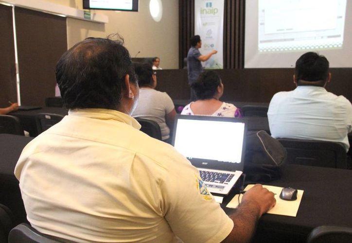 Los talleres impartidos por el Centro de Formación del Inaip (Cedai) tienen la finalidad de brindar a los sujetos obligados las herramientas necesarias para publicar información en la Plataforma Nacional de Transparencia. (Milenio Novedades)