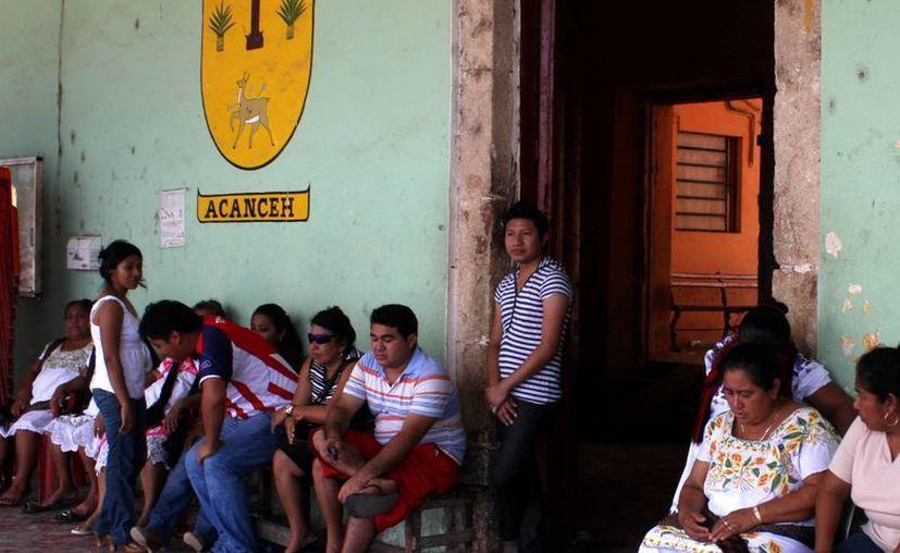 Acanceh es uno de los municipios que atraviesan problemas por no pagar liquidaciones a extrabajadores. (Milenio Novedades)