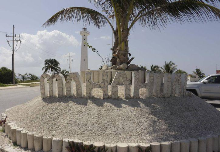 La ampliación del Malecón reporta un avance de 40 %. (Claudia Martín/SIPSE)