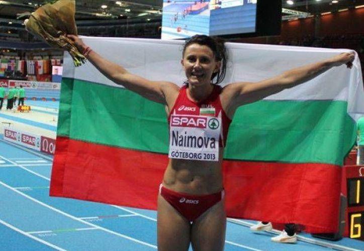 En 2005, Naimova se consagró campeona mundial junior en 100 y 200 metros llanos en Pekín. (Agencias)