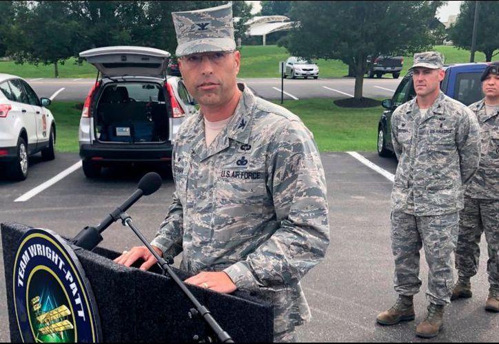 Personal de la base aérea dio a conocer los detalles de las operaciones de control. (Internet)