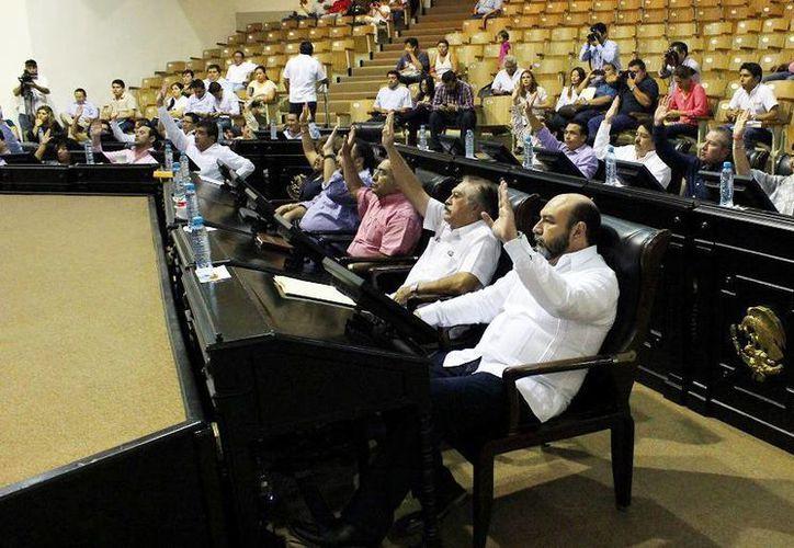 Por unanimidad se aprobaron las nuevas disposiciones legales en el Congreso del Estado. (Milenio Novedades)