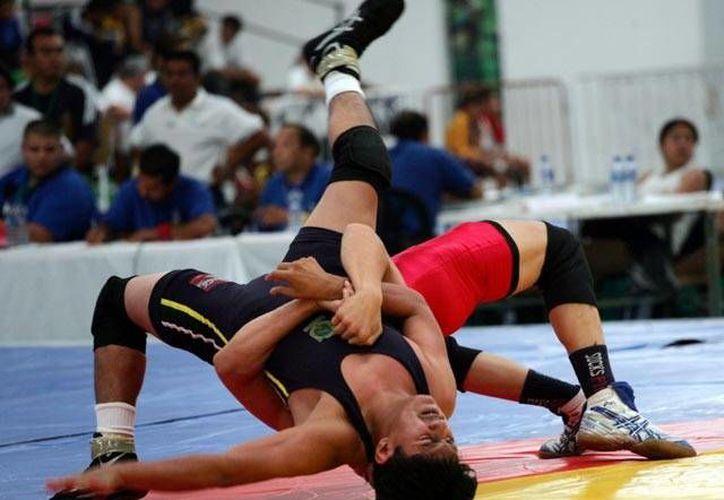 Yucatán competirá con nutrido contingente de luchadores. (Milenio Novedades)