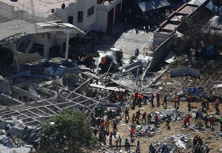 El recuerdo de la tragedia en el Hospital Materno Infantil de Cuajimalpa está muy reciente en el Distrito Federal. (Notimex)