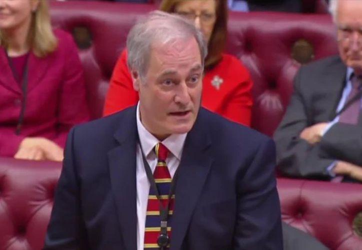 lord Michael Bates