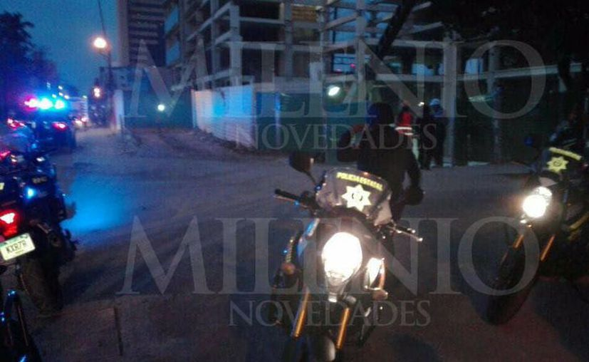 Los hechos ocurrieron el pasado lunes, luego de las 18:00 horas, detrás del Hotel Hyatt de Mérida. (SIPSE)