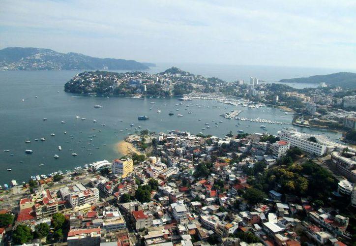 El Plan Nuevo Guerrero beneficiará a pequeños y grandes empresarios de Acapulco. (Notimex)