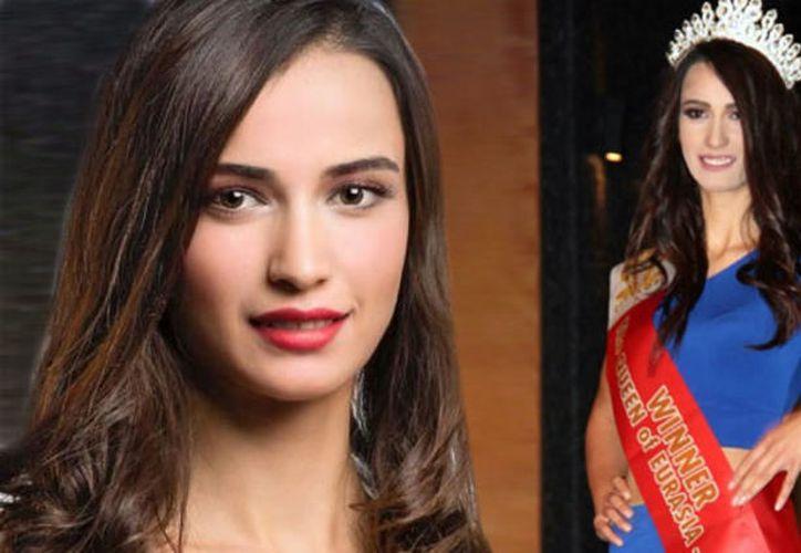 La también ex reina de belleza fue sentenciada en Turquía. (Hürriyet)