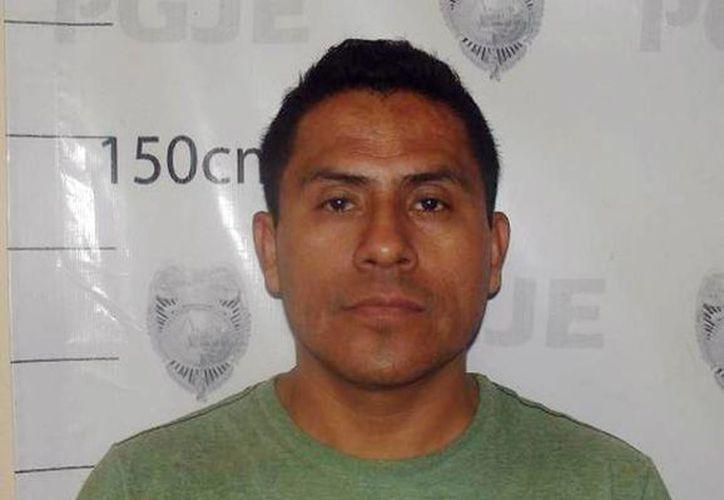 Filiberto Hernández Martínez fue aprehendido en el municipio de Tamuín. (Notimex)