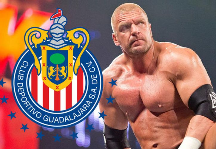 El luchador estadounidense mostró su apoyo al 'Rebaño Sagrado'. (Foto: Girlsquad)