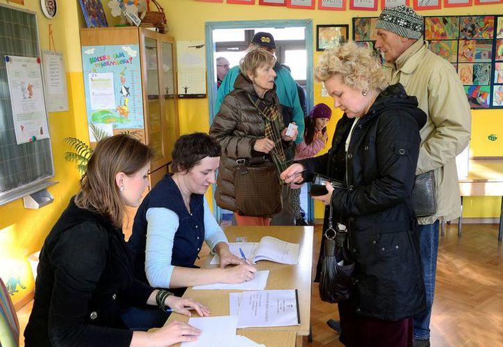La votación dividió la opinión de la ciudadanía de Croacia. (EFE)