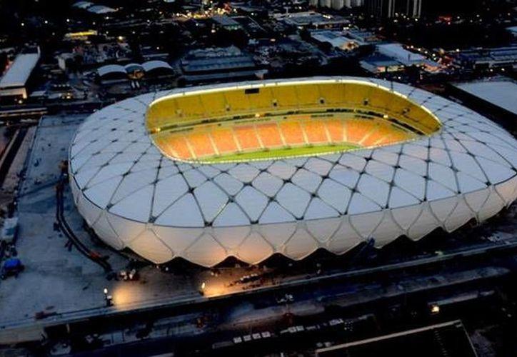El Arena Amazonia tiene una capacidad para 44 mil espectadores. (Foto: teinteresa.es)