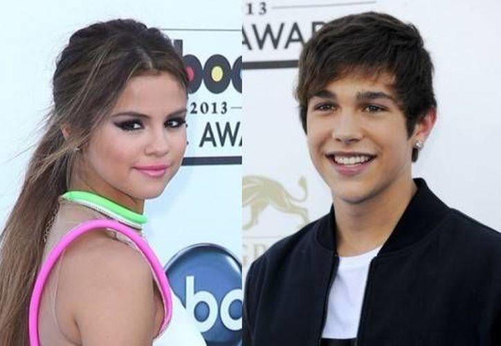 En las últimas semanas ha corrido el rumor de que Selena Gomez y Austin Mahone podrían ser pareja. (netjoven.pe)
