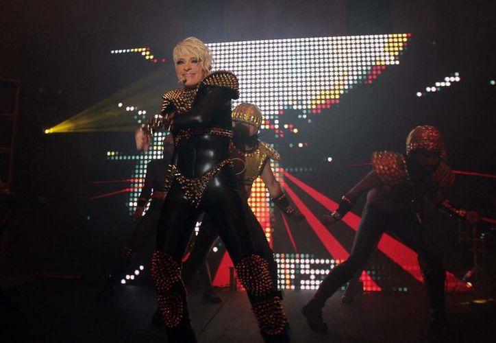 Espectacular show en el Siglo XXI, ofrecera hoy por la noche la cantante jarocha. (SIPSE)