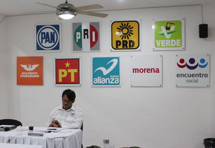 El registro se puede realizar ante los Consejos Electorales Municipales o en forma supletoria ante el Ieqroo. (Joel Zamora/SIPSE)