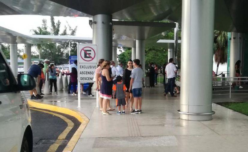"""Señaló que el actual aeropuerto de Mérida, """"aunque muy exitoso, también ya es muy estorboso"""". (Novedades Yucatán)"""