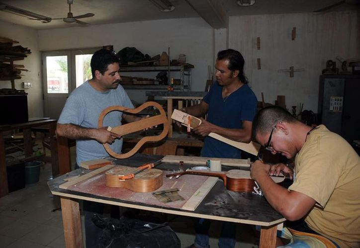 Ofrecen talleres de baile, urdido de hamaca, carpintería, yoga y masaje, entre otros. (Foto: Redacción)
