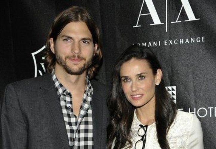 La pareja se casó en septiembre de 2005. (Agencias)