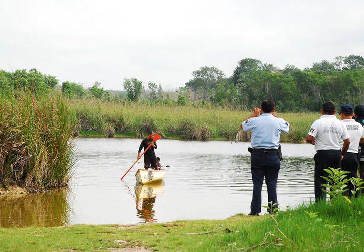 El rescate inició desde el mismo día, pero la noche y la falta de equipo impidieron la búsqueda. (Tony Blanco/SIPSE)