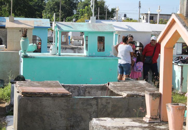 Cada cinco años se debe pagar por el título propiedad 600 pesos, informó la administración. (Joel Zamora/SIPSE)