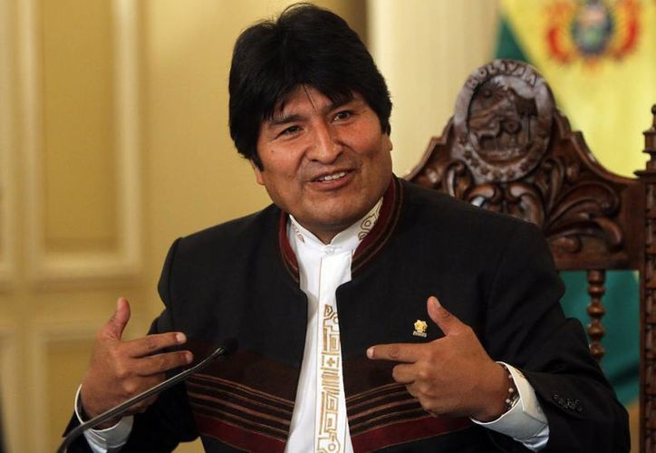 Evo Morales pide los nombres de funcionarios de su gabinete involucrados en el narcotráfico, según acusa la iglesia de Bolivia. (Archivo/AP)