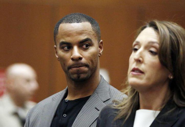 Darren Sharper, quien jugó para Green Bay y Vikings en la NFL, fue condenado a 20 años de cárcel por abusar de cuatro mujeres. (AP)