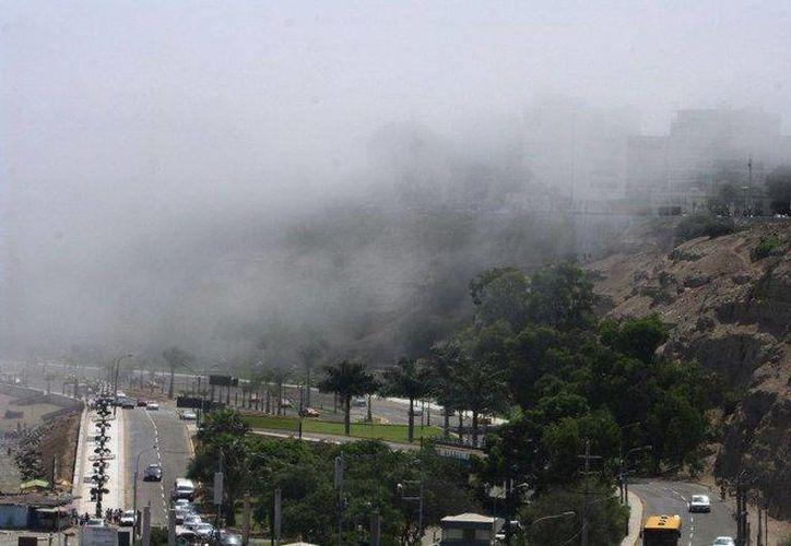 El incidente ocurrió a la hora en que la neblina se suele posar en las costas peruanas. (peru.com/Contexto)