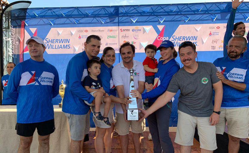 El año pasado la regata tuvo la participación de 41 embarcaciones, incluyendo la división de los Hobie Cat. (Archivo/Novedades Yucatán)