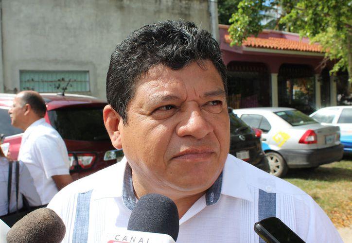 Tiene tiempo para seguir avanzando con los proyectos en la comuna capitalina, en tanto los partidos políticos realizan sus procesos de selección. (Joel Zamora/SIPSE)