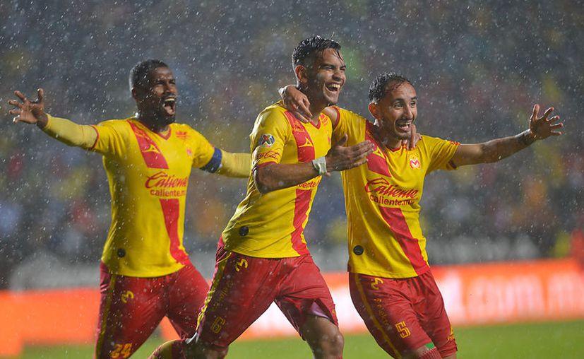 Con esta victoria, Monarcas arribó a 9 puntos escalando hasta el séptimo lugar. (Foto: Jam Media)