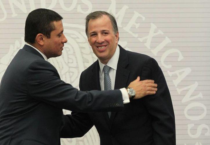 Meade (c): la revisión del informe que entregó México a la ONU sobre desapariciones forzadas debió haber sido exhaustivo desde el punto de vista estadístico y desde el de los hechos. (Notimex)