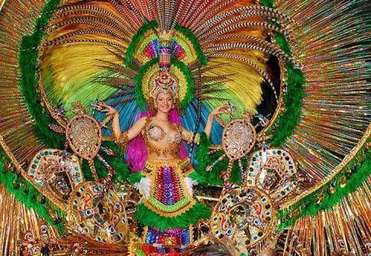 """El Carnaval de la ciudad, que lleva por nombre """"Desde las aguas del Caribe mexicano"""", se realizará en la Región 228. (Redacción/SIPSE)"""