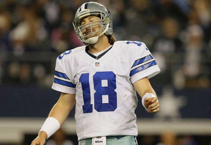 Kyle Orton jugó en la NFL para Broncos de Denver, Jefes de Kansas City, Vaqueros de Dallas, Osos de Chicago y Bills de Buffalo. (foxsports.com/Foto de archivo)