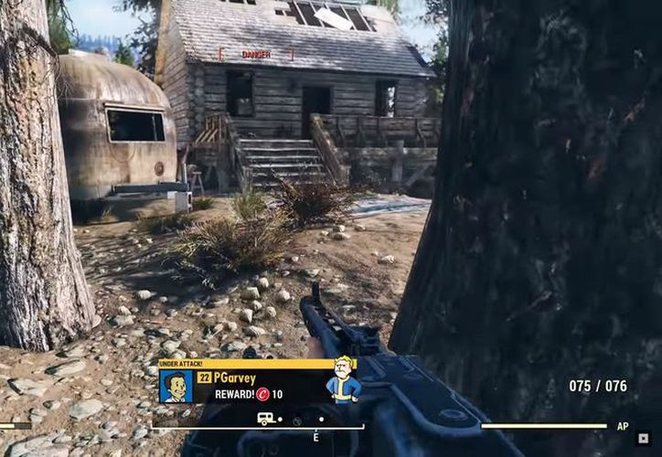 Fallout 76 . (Foto: Internet)