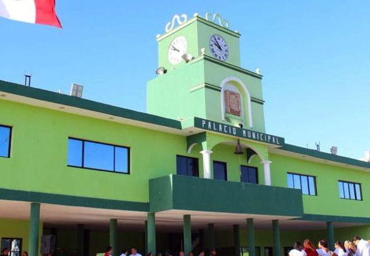 El hurto de los 50 mil pesos fue descubierto por la mañana al llegar los empleados de la tesorería. (Milenio Novedades)