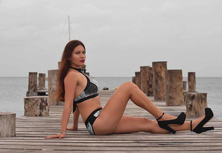 Manuela López Meza representará a Quintana Roo en el certamen. (Gustavo Villegas/SIPSE)