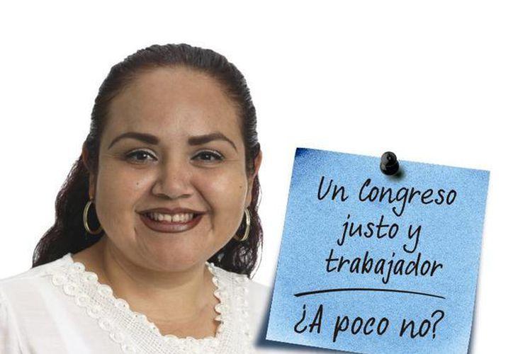 Deyanira Rodriguez Villegas fue candidata del PAN por el octavo distrito del estado de Morelos. (panmorelos.org)