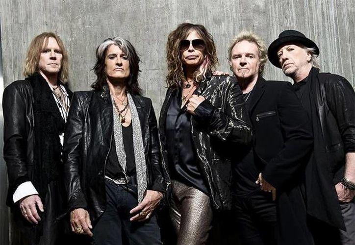 El 'Rock N'Roll Rumble Aerosmith Style 2016' llegará a la Arena Ciudad de México en octubre próximo. (Facebook: Aerosmith)