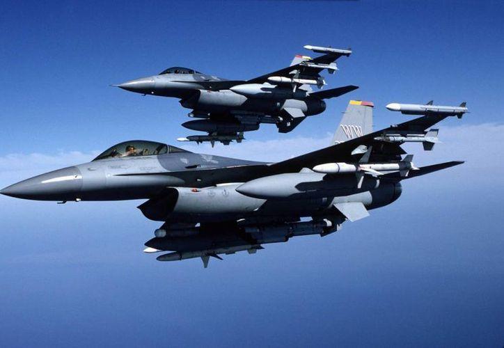 Acusan a EU de provocar guerras cada determinado tiempo para incentivar la carrera armamentista. (Agencias)