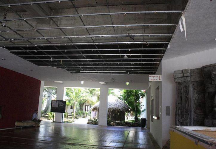 En la primera inversión de modernización del museo se destino presupuesto para computadoras. (Harold Alcocer/SIPSE)