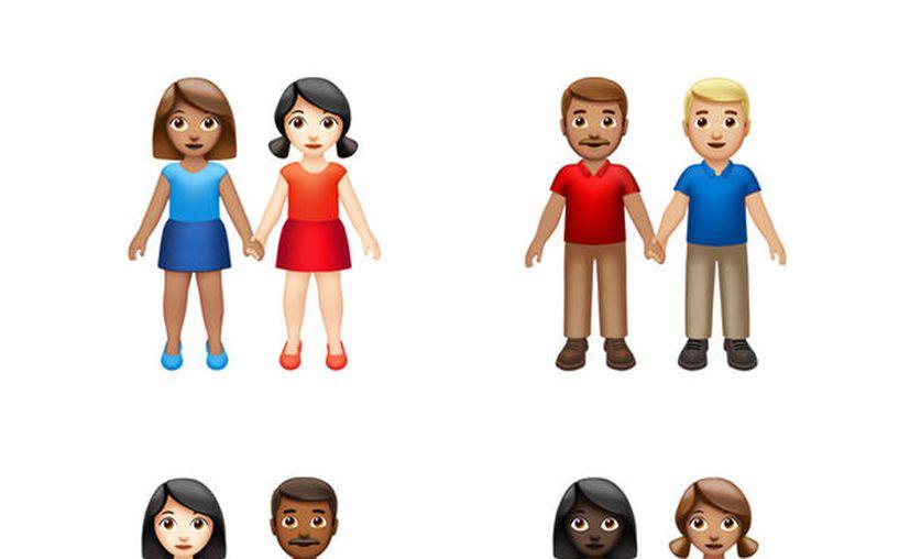 Este año saldrán nuevos emojis, que apuestan a la inclusión. (Apple)