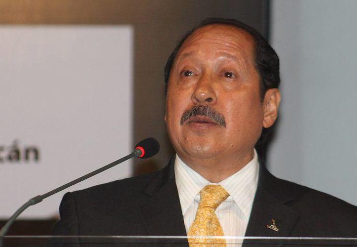 En materia de seguridad, en Michoacán 'no le han dado al clavo', dijo Godoy. (Archivo/Notimex)