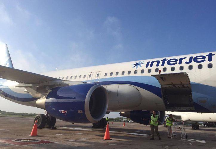 Un ave se estrelló en el motor de una aeronave que volaba de Mérida a la Cdmx. La aeronave tuve que volver al aeropuerto de Mérida. (SIPSE)