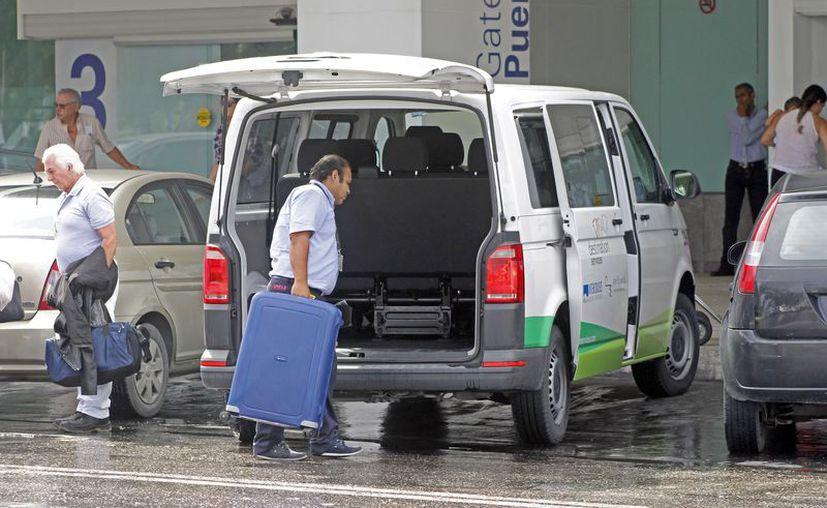 Los operativos iniciaron después de la desactivación de Uber en Cancún el pasado 26 de diciembre. (Jesús Tijerina/ SIPSE)