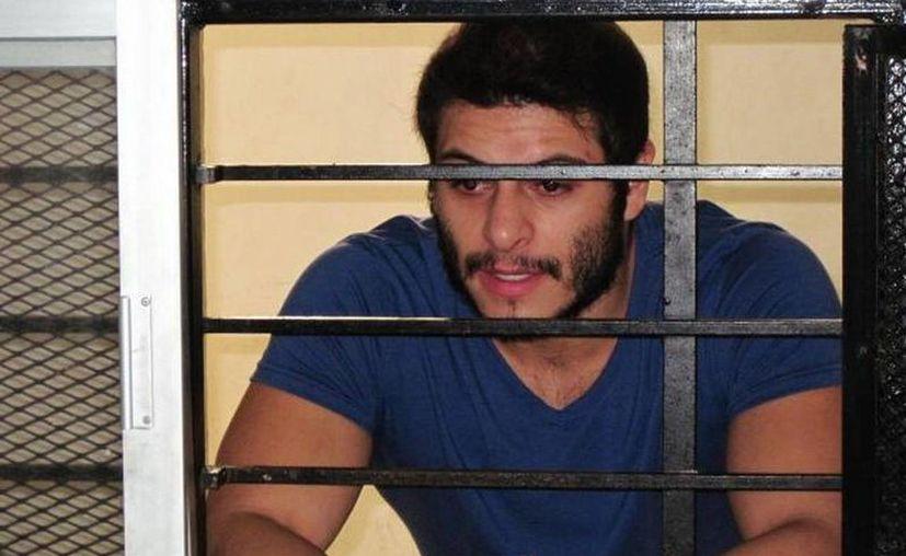 'Brandon' está detenido desde noviembre de 2011. (SIPSE)