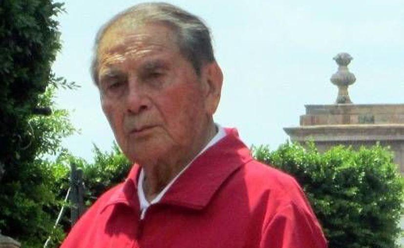 Humberto Peraza Ojeda nació en Mérida el 4 de diciembre de 1925. (Milenio Novedades)