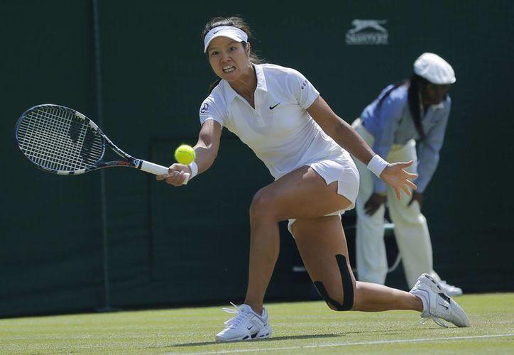 Por una lesión de rodilla Na Li no solo se perderá el US Open sino también los eventos de cancha dura en Montreal y Cincinnati. (Foto: AP)