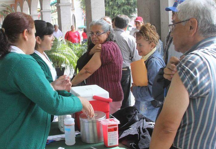Hasta el momento hay 27 casos de infuenza en Sonora. (Notimex)