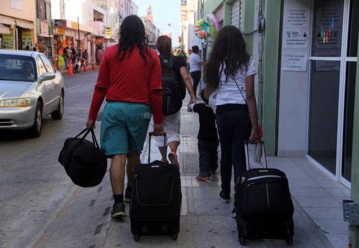 El sector turístico será uno de los que tengan prioridad en la demanda de recursos de diputados federales yucatecos. (SIPSE)