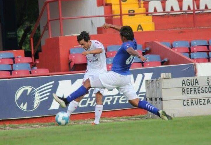 El emblemático club cancunense de la Liga Premier de la Segunda División, se ha convertido en interesante vitrina de jugadores. (Ángel Mazariego/SIPSE)